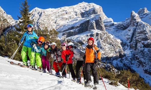 scuola sci antelao