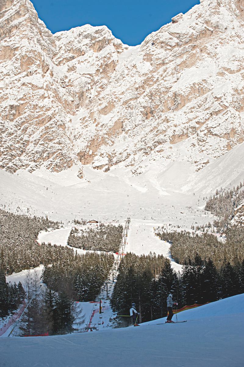 Ski area San Vito
